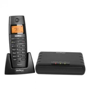 Telefone Voip Com Central Ip Dect TS60 IP