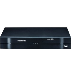 Dvr Intelbras HDCVI Multi HD 08 Canais Mhdx 1008