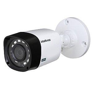 Camera Intelbras HDCVI Multi HD Vhd 3120b Lente 2.8 Mm 20 Metros 3ª Geração
