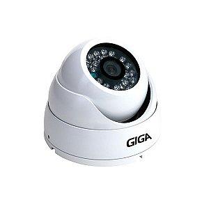 Camêra Segurança Giga GSHD15CDBM28 Hd AHD Dome 2,8mm 15m Bca