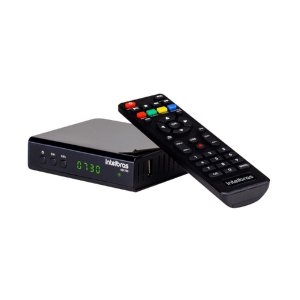 Kit Conversor Digital De Tv Intelbras - Imagem Em Hd CD 730