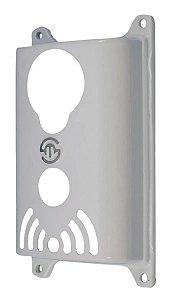 Proteção Para Modulo Externo Intelbras Ipr 8000 / Iv 7000  Branco