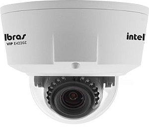 Câmera Ip Infra Intelbras Vip E4220z Hd 960p Lente Varifocal