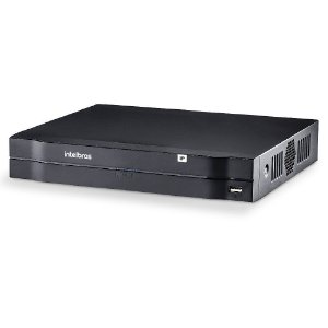 Dvr Intelbras Nvd 1108 Hd 08 Canais IP