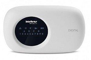 Teclado LED Para Centrais de Alarme Intelbras Xat 3000