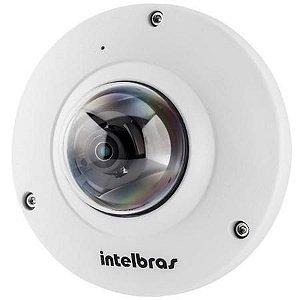 Câmera Ip Intelbras Fisheye Lente 1,18Mm 4 Megapixel Vip E6400
