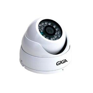 Câmera Giga AHD GSHDP30DB28 30m Dome Lente 2,8mm