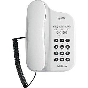 Telefone com Fio Intelbras TC 500