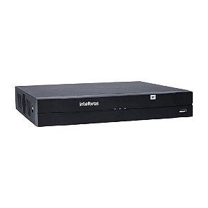Gravador de Vídeo Intelbras Nvr 08 Canais IP PoE NVD 3108 P