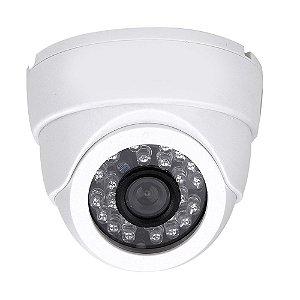 Câmera Ahd Full Hd 2.0 Megapixel 25 Metros Dome