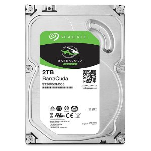 HD - Disco Rígido Interno 2 Terabyte