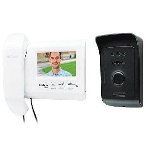 """Vídeo Porteiro Intelbras Tela LCD 4,3"""" e Visão Noturna IVR 1010"""