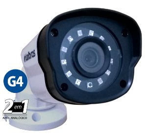 Câmera Intelbras Vm 1120 G4 Hibrida Ahd 20 Metros