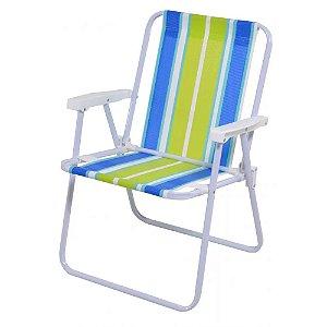 Cadeira Mor 2240 Alta Aço Cores