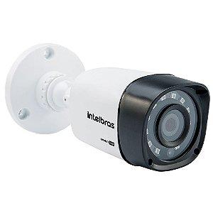Câmera Intelbras Full HD 4 em 1 Multi HD VHD 3230 B G4 - HDCVI, HDTVI, AHD, ANALÓGICO