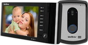 Video Porteiro Intelbras Iv 7010 Hf - Preto