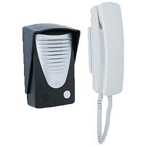 Kit Porteiro Eletronico Interfone Residencial Gp1 Rcg