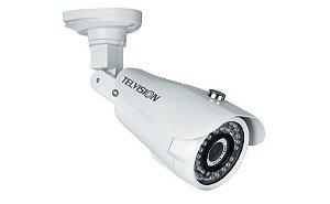 Câmera IP IP100 1.3 Megapixel 42 Leds Lente Varifocal 2,8 à 12 Milímetos