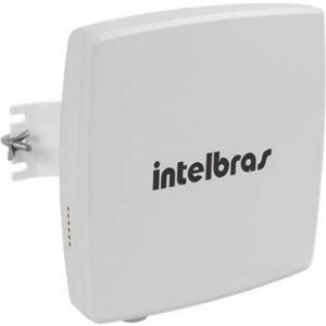 Roteador Apc Intelbras 5a-20 Cpe/ptp 5 Ghz Com 20 Dbi Mimo 2x2