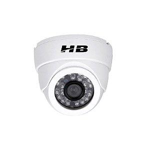Câmera de Segurança HB Tech 2005 IR 700 Linhas 24 Leds Lente 3,6mm Digital