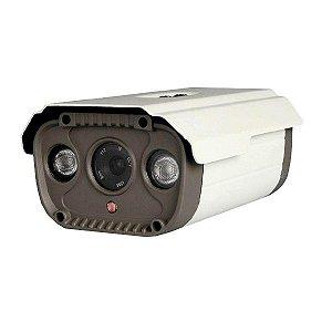 Câmera de Segurança Ir116 Lente 8mm 45 Metros 2 Super Leds Array
