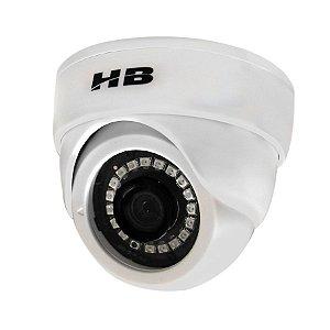 Câmera Dome Híbrida Full HD HB-2003 1080p 3,6mm IR 20m