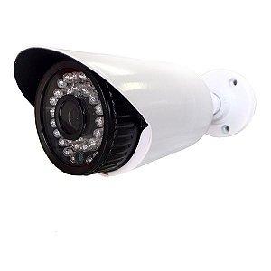 Câmera IP Telvision IP105 1 Megapixel 30 Metros Lente 3,6 mm