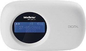 Teclado Para Centrais de Alarme Intelbras Xat 2000 LCD