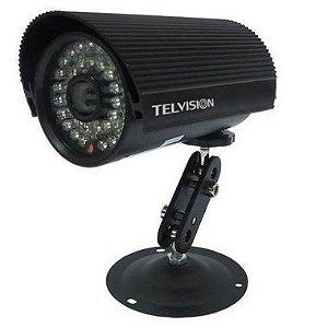 Câmera de Segurança Ir119 Super Digital 700 Linhas 36 Leds