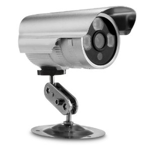 Câmera de Segurança Ir120 - 30 Metros Lente 3,6mm 1500 Linhas