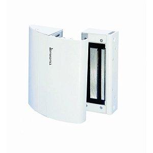Fechadura Eletroimã Automatiza Fs150 12v Branca