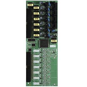 Placa Ramal Desbalanceada Maxcom 8 Ramais Cp48/cp112