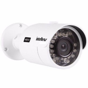 Câmera Hdcvi Intelbras Vhd 3120B 1 Megapixel 20 Metros Lente 2,8mm 2ª Ger