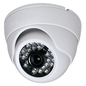Câmera de Segurança Ir103 - Lente 3,6mm 1200 Linhas Cmos 24 leds 10 mt