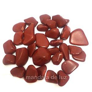 Kit de Pedra Jaspe Vermelho 100g