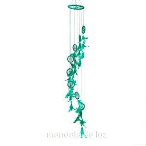 Mobile Filtro dos Sonhos Verde 90cm