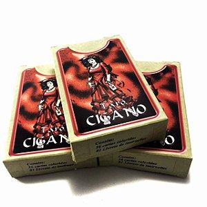 Tarot Cigano 36 cartas