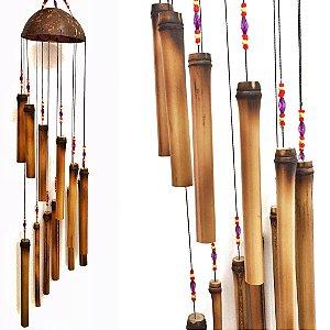 Sino dos Ventos Bambu Coco Roxo