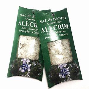 Sal de Banho Aromatizado Alecrim