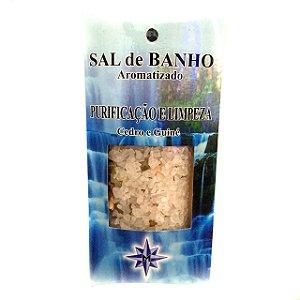 Sal de Banho Aromatizado Purificação e Limpeza