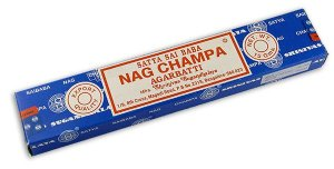 Incenso Nag Champa Satya Sai Baba Agarbatti