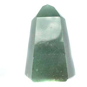 Ponta de Cristal Gerador Quartzo Verde