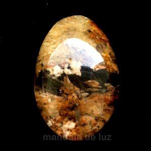 Lente de Quartzo Cristal Xamânico 23g