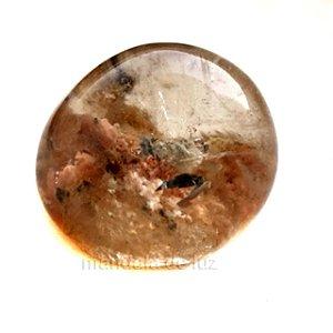 Lente de Quartzo Cristal Xamânico 26g