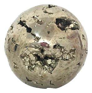 Esfera de Pirita - Prosperidade 230g