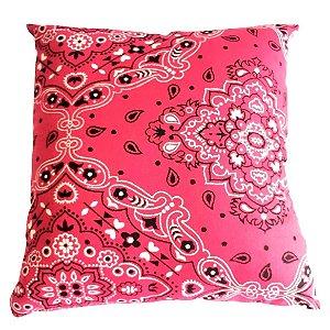 Almofada para Orin Sino Tibetano Rosa Pink 13cm