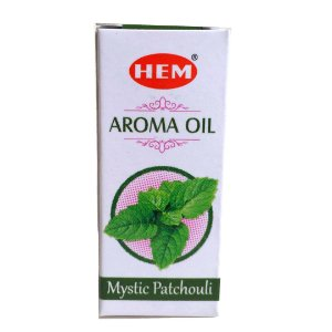 Essência Mystic Patchouli HEM Aroma Oil 10ml