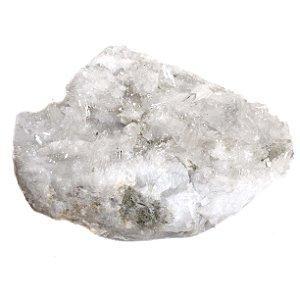 Drusa de Cristal Quartzo Pontas Brutas G