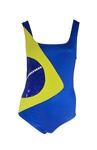 Body Kymacta Surf Brasil Azul