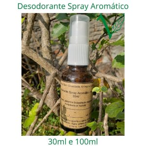 Desodorante Spray Aromático
